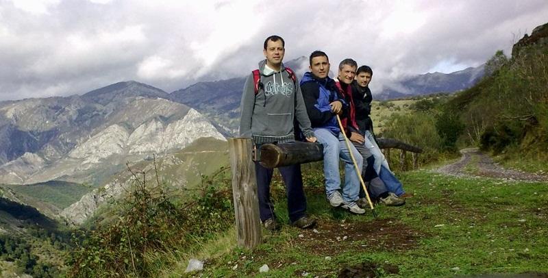 Excursión a la Vega de Brañagallones (Parque de Redes)